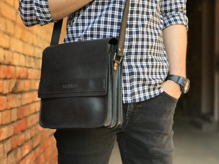 Мужские сумки WasBorn