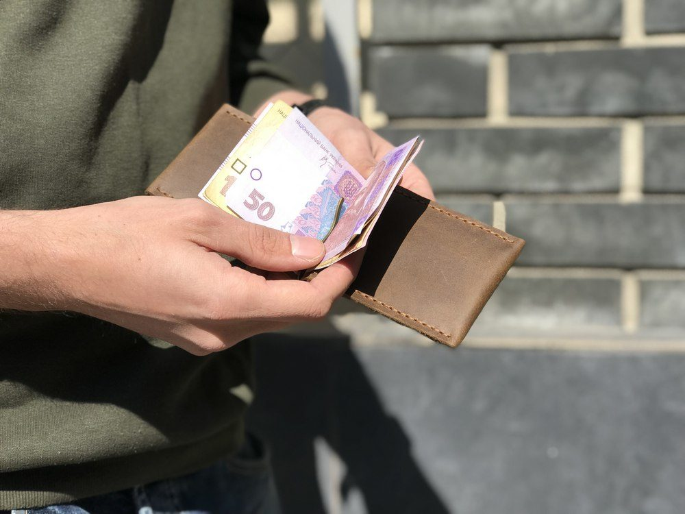 Зажимы для денег WasBorn