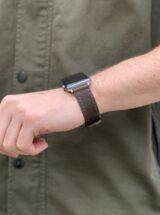 Ремешок для часов из кожи 01