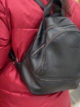 Женские рюкзаки из кожи WasBorn