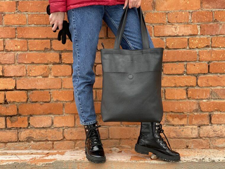 Большие сумки | Шопперы WasBorn